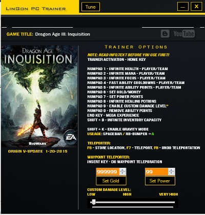 dragon age inquisition 400
