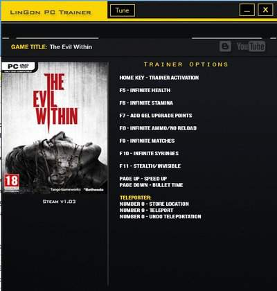 the evil within 400
